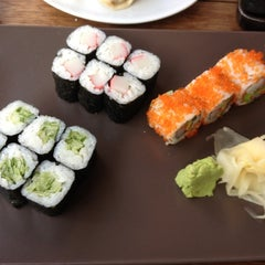Photo taken at SushiCo by M.S.B on 7/25/2012