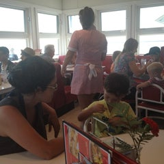 Photo taken at Ruby's Diner by Christopher L. on 7/22/2012