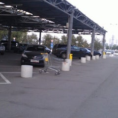 Photo taken at Selgros Cash&Carry by Roman B. on 8/4/2012
