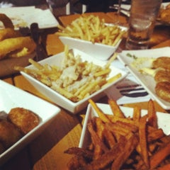 Photo taken at Umami Burger by Courtney H. on 6/13/2012