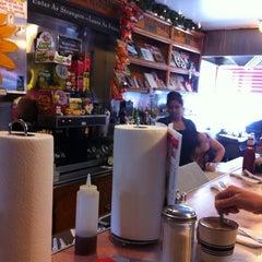 Photo taken at Jim-Denny's by Matthew M. on 2/18/2012