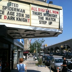 Photo taken at Center Cinema 5 by Neil D. on 7/22/2012