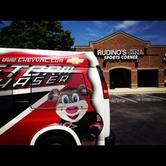 Photo taken at Rudino's Pizza & Grinders by Carolina Hurricanes on 7/23/2012
