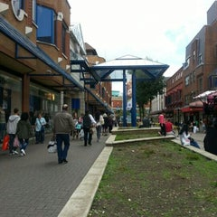 Photo taken at St Ann's Shopping Centre by Christine U. on 8/6/2012