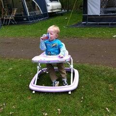 Photo taken at Landgoed Ginkelduin by Arjan v. on 4/29/2012