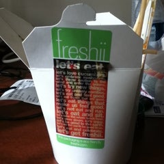 Photo taken at freshii by S. Y. L. on 6/2/2012