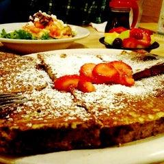 Photo taken at Kerbey Lane Café by Jin C. on 8/8/2012