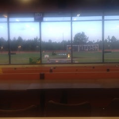 Photo taken at Pensacola Greyhound Track by Mercedes A. on 7/8/2012