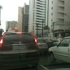 Photo taken at Avenida Bernardo Vieira de Melo by Osmar C. on 8/3/2012