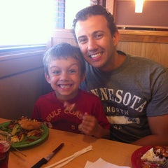 Photo taken at HomeTown Buffet by Leo M. on 6/16/2012