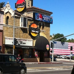 Photo taken at Laugh Factory by Iliana H. on 9/3/2012