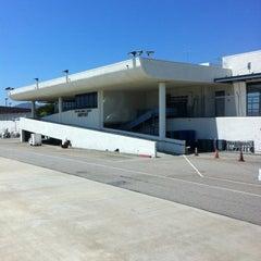 Photo taken at San Luis Obispo County Regional Airport (SBP) by Christian E. on 7/10/2012