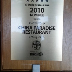 Photo taken at China Paradise by Marc C. on 6/10/2012