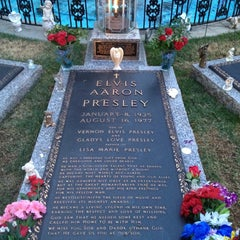 Photo taken at Graceland by PJ on 4/27/2012