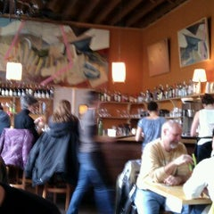 Photo taken at Equinox Restaurant & Bar by Vicki H. on 2/25/2012