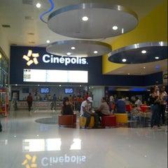 Photo taken at Cinépolis by Sara S. on 8/13/2012