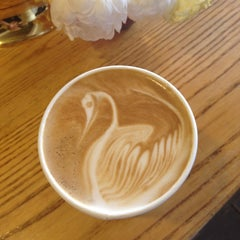 Photo taken at The Cup Espresso Café by Melissa B. on 8/23/2012