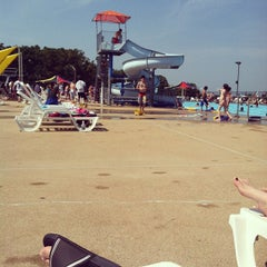 Photo taken at Splash Zone by James R. on 5/26/2012