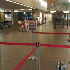 Photo taken at Charleston International Airport (CHS) by Matthew W. on 9/12/2012