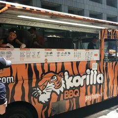 Photo taken at Korilla BBQ by Alec G. on 6/20/2012