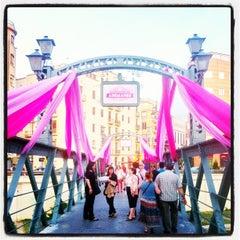 Photo taken at Puente de los Alemanes by Marivi R. on 5/12/2012