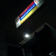 Photo taken at SPBU Pertamina 34.13414 by wramd on 9/2/2012
