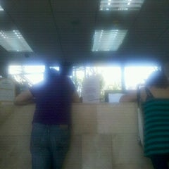 Photo taken at BancoEstado by Camilo C. on 4/18/2012