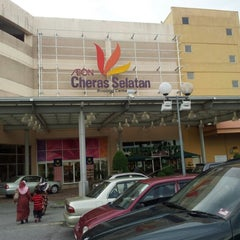Photo taken at AEON Cheras Selatan Shopping Centre by Mohd S. on 8/22/2012