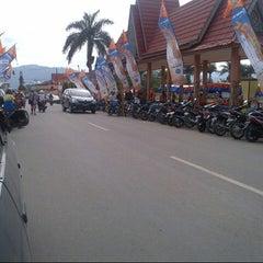 Photo taken at Lapangan Merdeka by Roni Y. on 7/7/2012