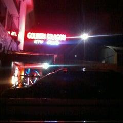 Photo taken at Golden Dragon KTV & Club by Novita S. on 9/4/2012