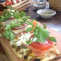 Photo taken at Morandi by Sabrina B. on 8/25/2012