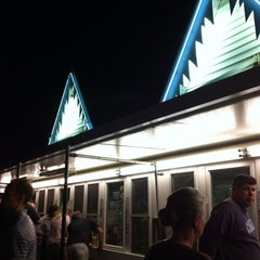 Photo taken at Ted Drewes Frozen Custard by Lee D. on 4/10/2012