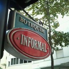 Photo taken at Botequim Informal by Carla Rafaela C. on 8/16/2012