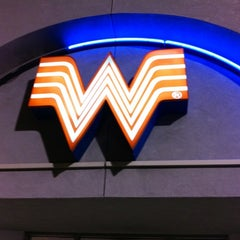 Photo taken at Whataburger by Varian D. on 3/8/2012