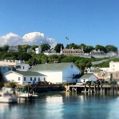 Photo taken at Shepler's Mackinac Island Ferry by Trace D. on 7/8/2012