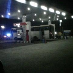Photo taken at SPBU Pertamina 44-52203 by Irvinto D. on 4/15/2012
