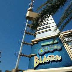 Photo taken at Buzz Lightyear Astro Blasters by Campbell E. on 3/19/2012