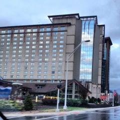 Photo taken at Harrah's Cherokee Casino & Resort by Frank M. on 3/26/2012