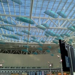 Photo taken at Indianapolis International Airport (IND) by Jana J. on 6/2/2012