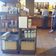 Photo taken at Starbucks by Paul P. on 4/16/2012