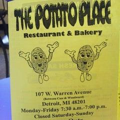 Photo taken at The Potato Place by Darlene F. on 4/20/2012