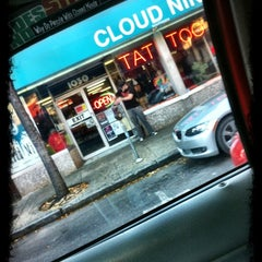 Photo taken at Cloud 9 Nine Tattoo & Body Piercing by Civilocity J. on 3/5/2012
