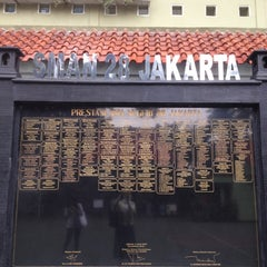 Photo taken at SMAN 28 Jakarta by Ariesta K. on 6/4/2012