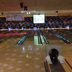Photo taken at Facenda Whitaker Lanes by Laura A. on 7/15/2012