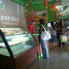 Photo taken at Parsley by Cyprianus Erwan K. on 2/2/2012