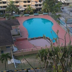 Photo taken at Sri Mahligai Condominium Block 17 by Muhammad M. on 3/23/2012