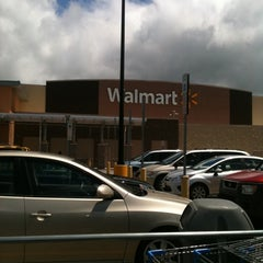 Photo taken at Walmart Supercenter by Daryl G. on 6/4/2012