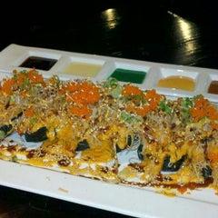 Photo taken at Samurai Japanese Cuisine Sushi Bar & Grill by Sindi H. on 3/3/2012