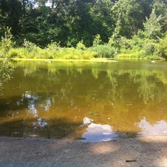 Photo taken at Forest Park by Talia B. on 7/8/2012