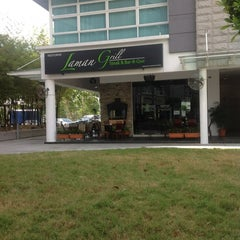 Photo taken at Laman Grill Steak & Bar-B-Que by AmerTurkey on 6/6/2012